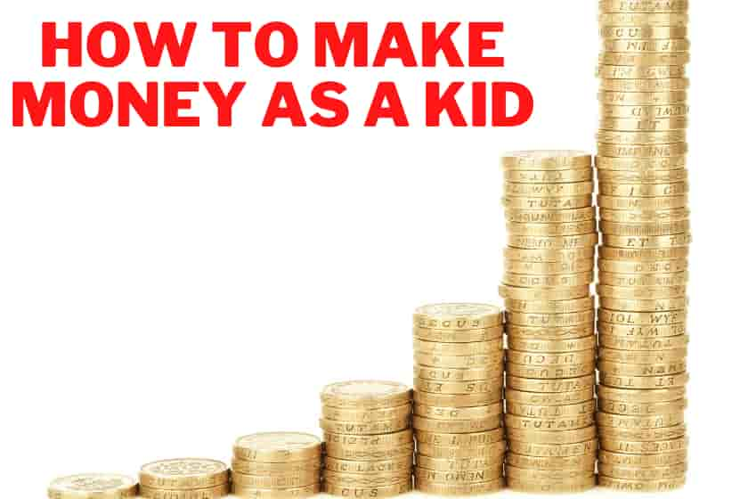 How to Make Money as a Kid - Business John