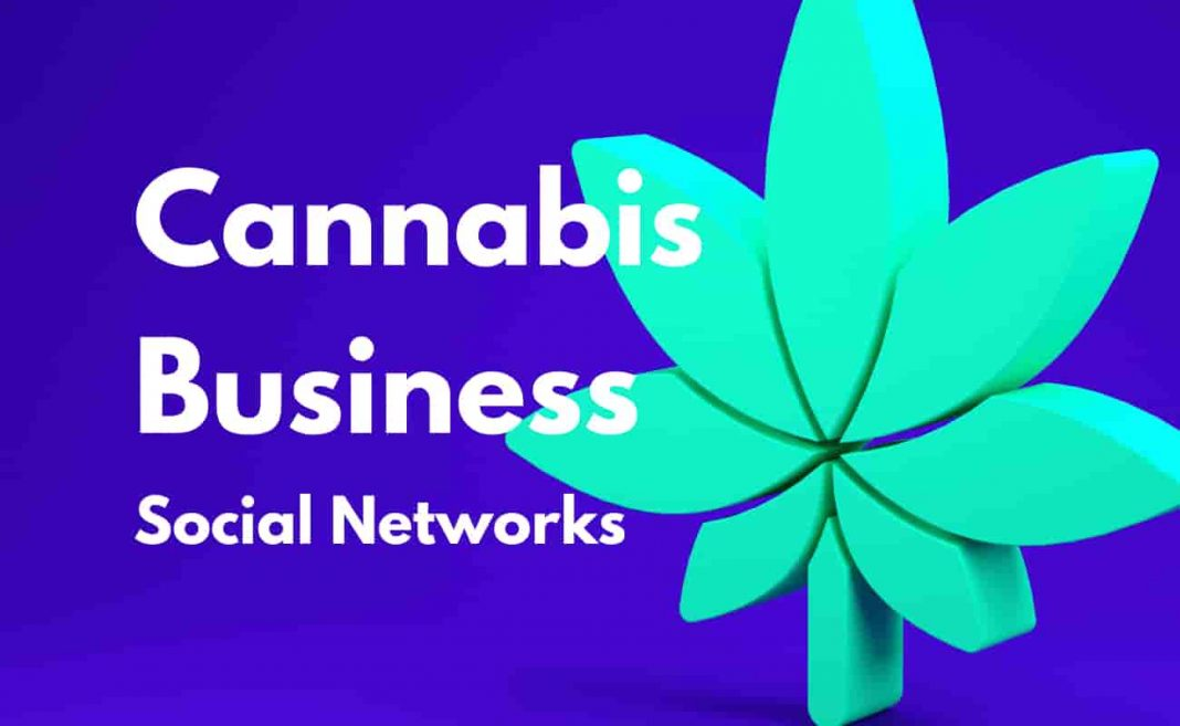 Cannabis Business Social Network - Business John
