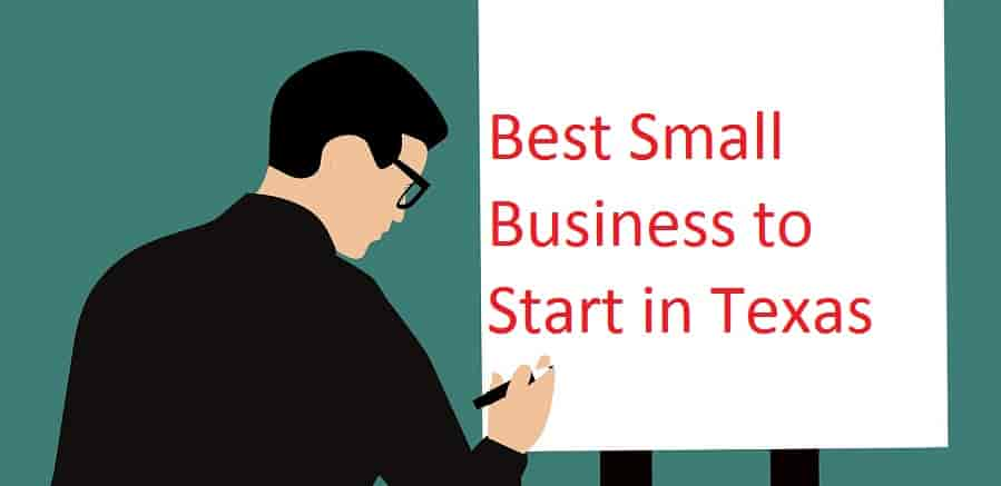 Best Small Business to Start in Texas